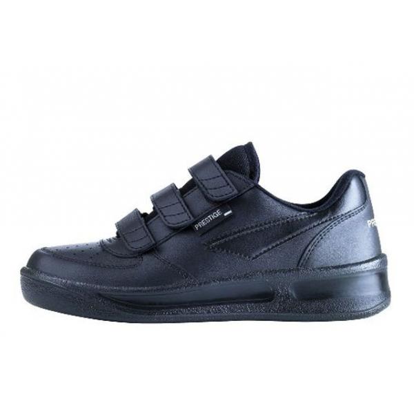 obuv PRESTIGE na suchý zip černá ... c8c336753ba